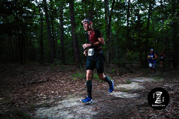 Mile 1 - 10K | 5K + 2nd Loop 50K | 25K