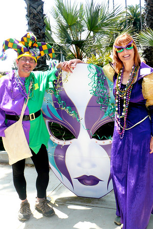 "2010  ""25th Anniversary Celebration - Mardis Gras Theme"""