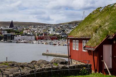 Torshavn, June 2015