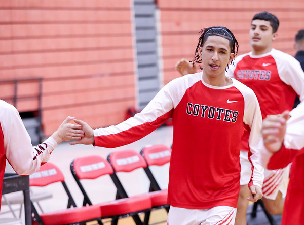 Dec 11, 2018 - Boys Basketball - Sharyland @ La Joya_MM