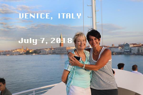 Venice  July 7, 2018