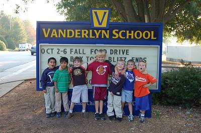 10-2006 Vanderlyn Kindergarten