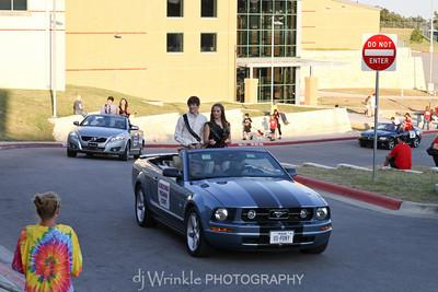 LT Homecoming Parade 2010