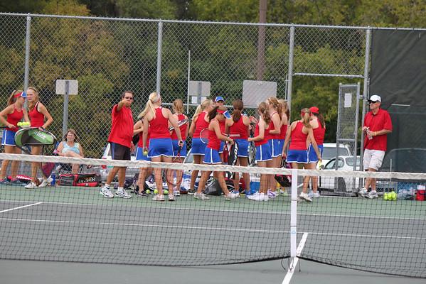AHS Tennis 2012