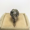 .80ct Vintage Old European Cut Diamond Dome Ring 6