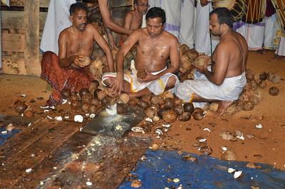 Breaking 12000 Coconuts