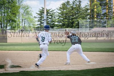 SRC Men's Baseball v John Wood