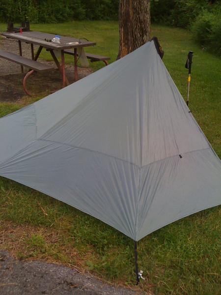 Loft Mountain Camp Ground