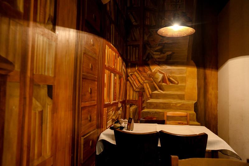 W Starej Kuchni, Restaurant - Cracow 2013