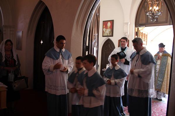 External Solemnity of Corpus Christi (May 29, 2016)