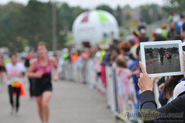 Finish, Gallery 4 - 2013 HealthPlus Brooksie Way Half Marathon
