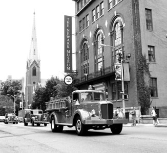 Newark Fire Department Historical Association 44th Anniversary & Annual Antique Fire Apparatus Parade and Muster 6-5-11