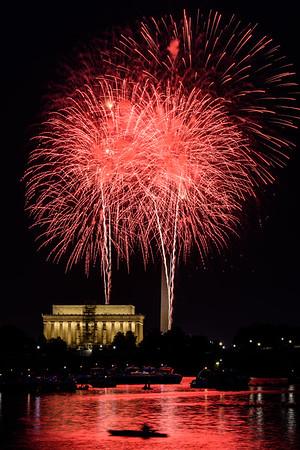 20180704 DC Fireworks