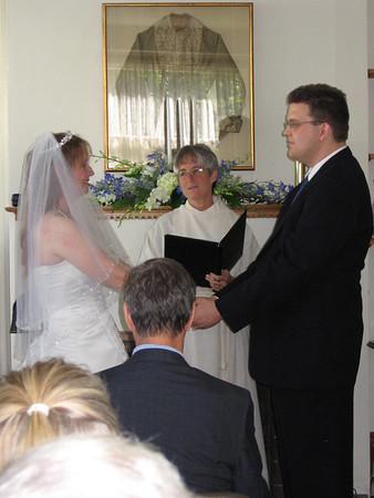 Steve and Dana Wedding Sept. 2007