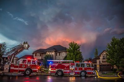 Buffalo Ridge Lightning Strike