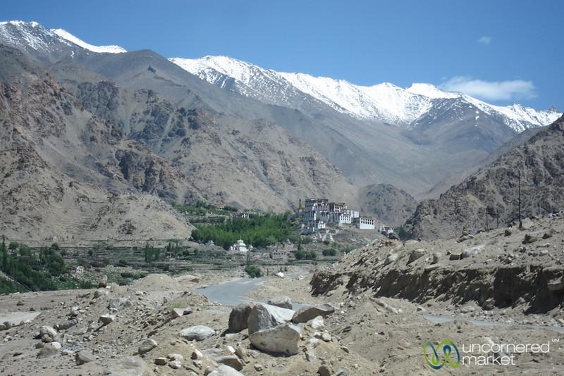 Likir Monastery - Ladakh, India