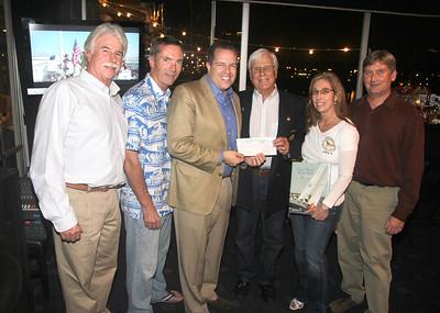 Long Beach Sailing Foundation Year End Party (Nov. 15, 2013)