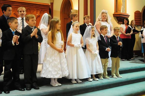 2014-04-27 1st Communion Group B