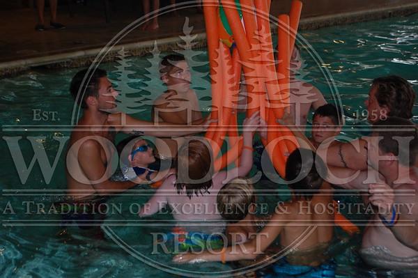 August 21 - Pool Games
