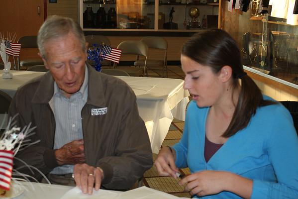 Veterans Day programs -Rebeka Miller photos