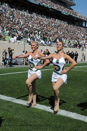 Featured Twirlers - 2017