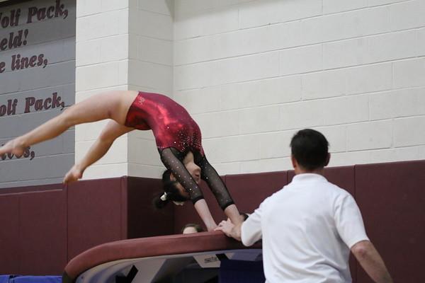 PR's First Home Gymnastics Meet (2018)