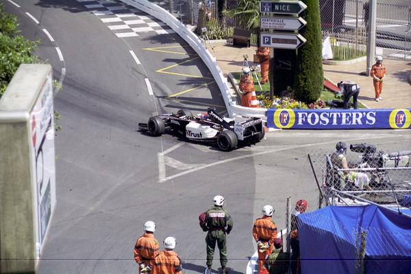 Formula 1 Monaco 2003