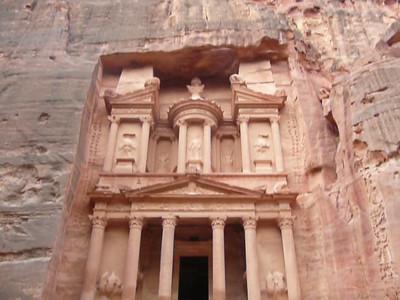 Jordan - Petra: Treasury