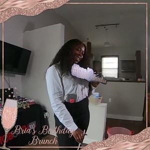 Bria's Birthday Brunch