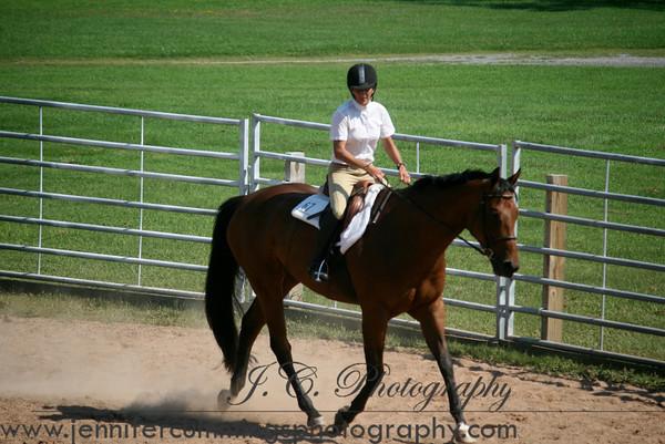 Senior Select - Equitation, Pleasure, Show Hack
