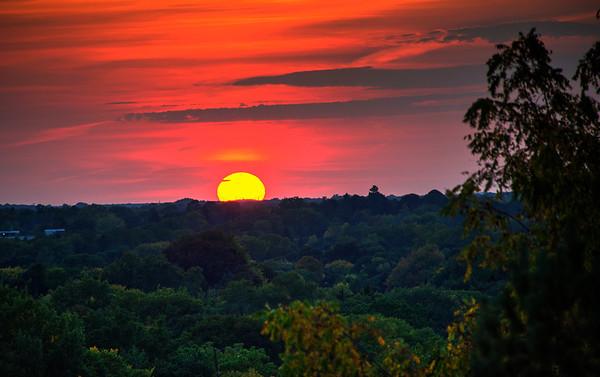 20200926 Cobb's Hill Sunset