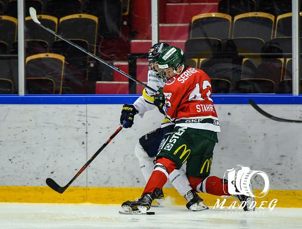 Försäsong J18 Elit: Frölunda HC - HV71 2019-08-10