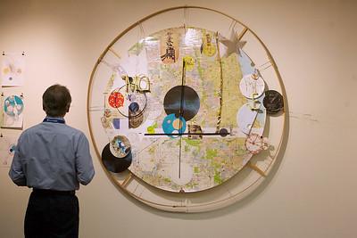 Fermilab Art Opening
