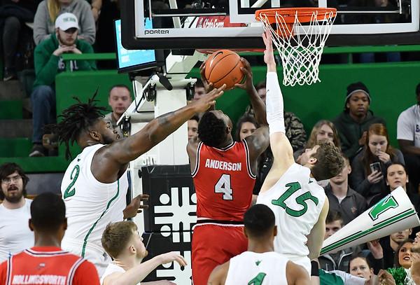01.22.20 Marshall Basketball vs. WKU