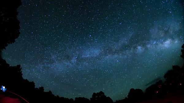 Astronomy Time Lapse