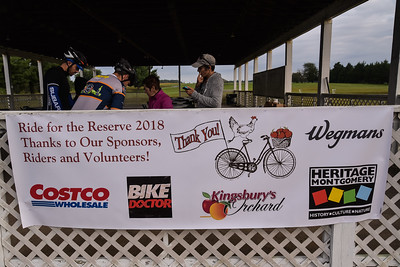 Ride for the Reserve 2018
