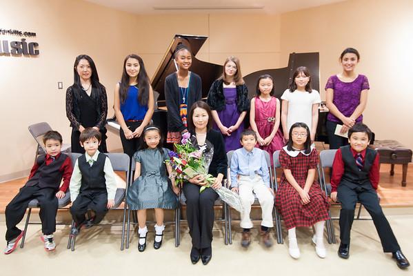Jordan Kitts December 2012 Recital