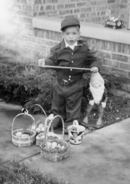 Easter Sunday  April 18, 1954