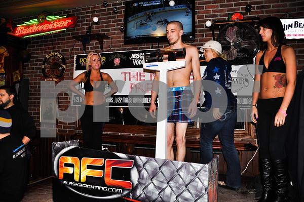 AFC 88 Weigh-ins