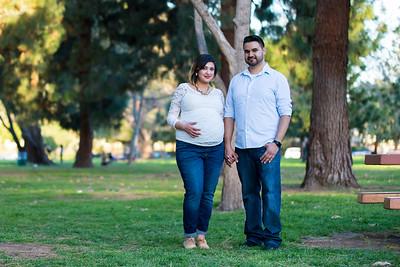 Gloria & Danny Maternity Session