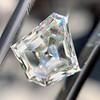 3.16ct Shield Shape Diamond, GIA J VS2 4