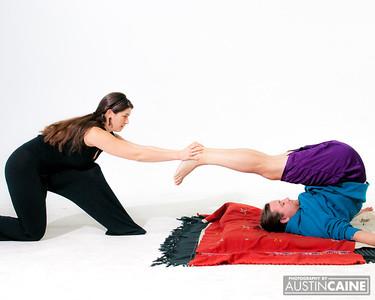 Sacred Healing Thai Yoga