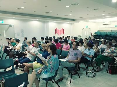 Evangelism Workshop on 3 February 2018