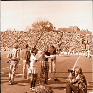 WVU vs Penn State October '74