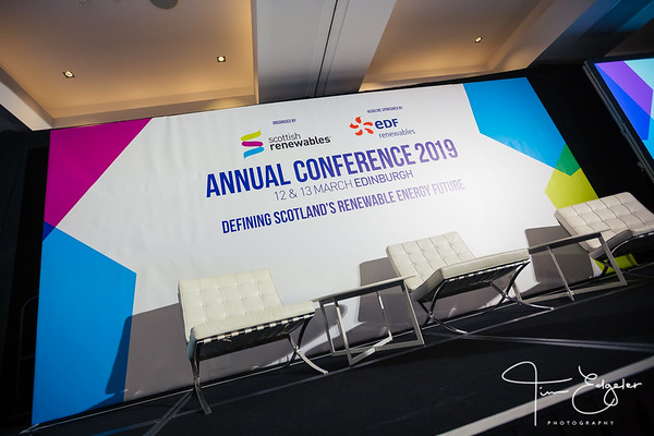 Scottish Renewables Annual Conference 2019