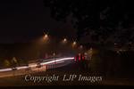 Light Trails and Fog