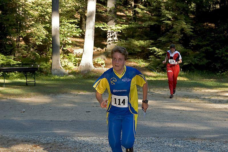 Sanna Sevanto (CSU) in Sprint-O   (Sep 10, 2005, 04:46pm)