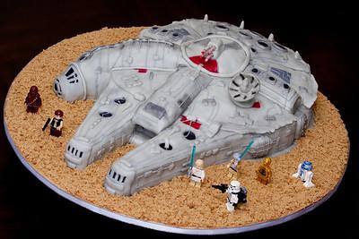 Eli's Birthday and Cake