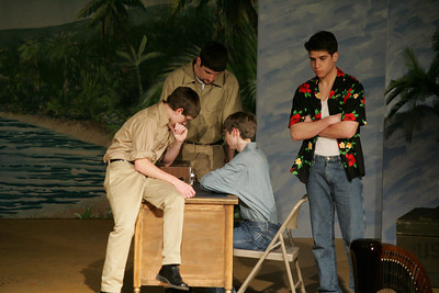 South Pacific - Bronson HS