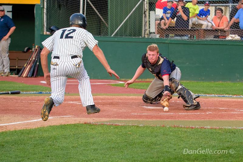 Darwin Nite at DC Saints vs Litch Blues Baseball
